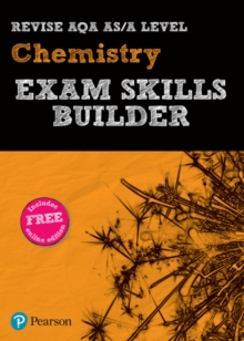 Revise AQA AS/A level chemistry exam skills builder -