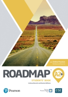 Image for Roadmap A2+ Students' Book with Online Practice, Digital Resources & App Pack