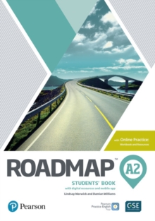 Image for Roadmap A2 Students' Book with Online Practice, Digital Resources & App Pack