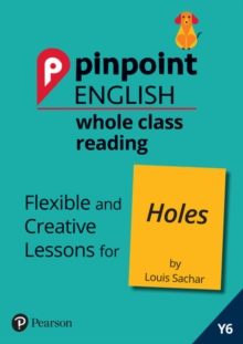 Image for Whole class readingYear 6,: Holes : flexible and creative lessons for Holes (by Louis Sachar)