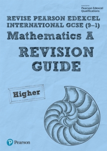 Image for Mathematics A  : revision guide