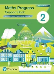 Image for Maths progress  : supportBook 2