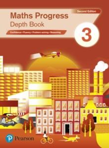 Image for Maths progress  : depthBook 3