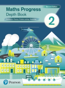 Image for Maths progress  : depth book2