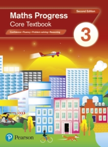 Image for Maths progress  : core textbook3
