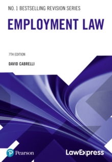 Law Express: Employment Law - Cabrelli, David
