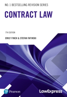 Law Express: Contract Law - Finch, Emily