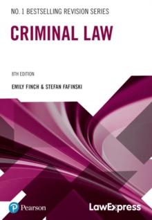 Image for Criminal law