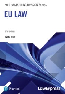 Law Express: EU Law - Kirk, Ewan