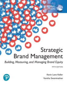 Image for Strategic brand management  : building, measuring, and managing brand equity