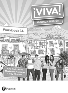 Image for Viva 1 Segunda edicion Workbook A pack of 8