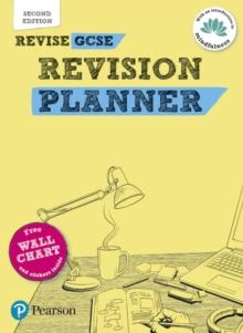 Revise GCSE revision planner - Bircher, Rob