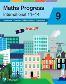 Image for Maths progress internationalYear 9,: Student book