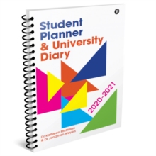 Student Planner and University Diary 2020-2021 - Weyers, Jonathan