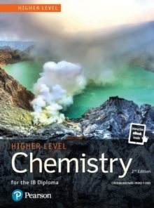 Image for Pearson Baccalaureate Chemistry Higher Level 2nd Edition Print and Online Edition for the IB Diploma: Industrial Ecology