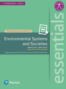 Image for Pearson Baccalaureate Essentials: Environmental Systems and Societies Print and Ebook Bundle: Industrial Ecology