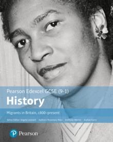 Image for Migrants in Britain c. 800-present: Student book