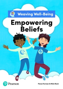 Image for Weaving Well-Being Empowering Beliefs Pupil Book