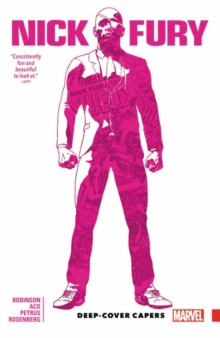 Nick Fury: Deep-cover Capers