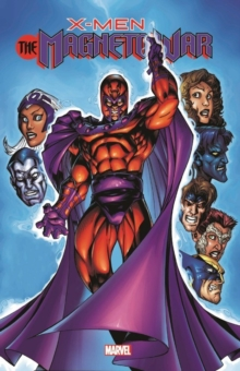 Image for The Magneto war