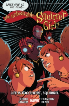 Image for The unbeatable squirrel girlVol. 10