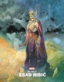 Image for The art of Esad Ribic