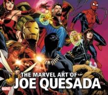 Image for The Marvel art of Joe Quesada