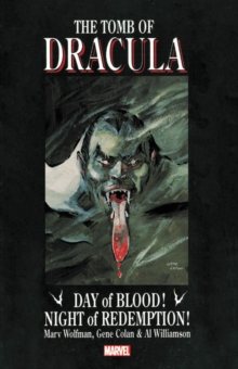 Image for Day of blood, night of redemption