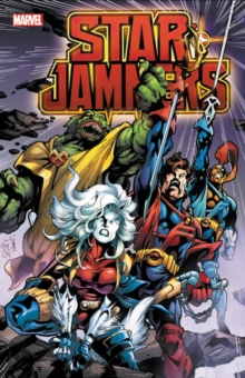 Image for Starjammers