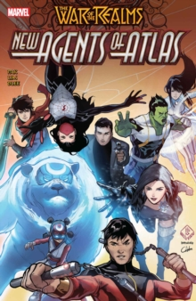 Image for War of the realms  : new agents of atlas