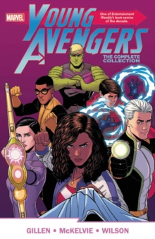 Image for Young Avengers  : the complete collection