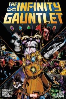 Infinity gauntlet omnibus - Starlin, Jim
