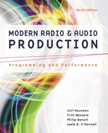 Image for Modern radio and audio production  : programming and performance