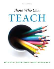 Image for Those who can, teach