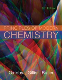 Image for Principles of modern chemistry