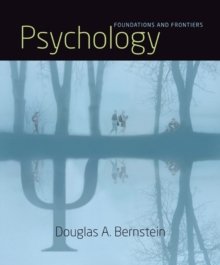 Image for Psychology  : foundations and frontiers