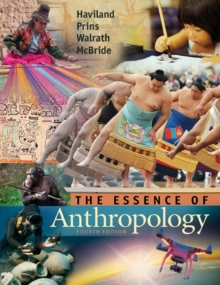 Image for The essence of anthropology