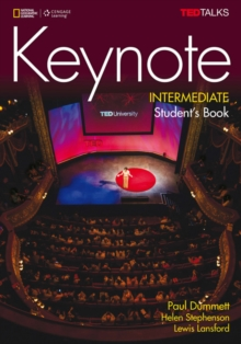 Image for Keynote Intermediate with DVD-ROM