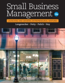 Image for Small business management  : launching & growing entrepreneurial ventures