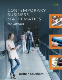 Image for Contemporary business mathematics for colleges