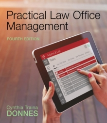 Image for Practical law office management