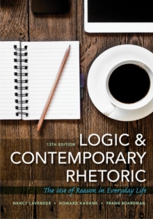 Image for Logic and Contemporary Rhetoric : The Use of Reason in Everyday Life