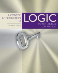 Image for A Concise Introduction to Logic