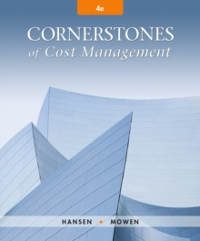Image for Cornerstones of Cost Management