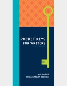 Image for Pocket Keys for Writers, Spiral bound Version