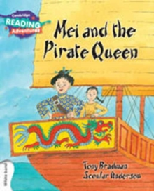 Image for Mei and the pirate queen