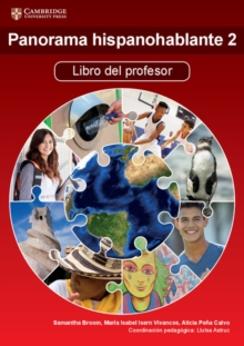 Image for Panorama hispanohablante 2 Libro del profesor