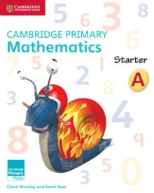 Image for Cambridge primary mathematicsStarter,: Activity book A