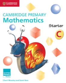 Image for Cambridge primary mathematicsStarter,: Activity book C