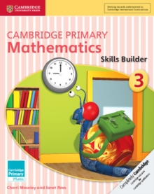Image for Cambridge Primary Mathematics Skills Builder 3